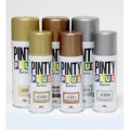 PINTY PLUS acryl festék spray (200 ml/1 db) - ezüst